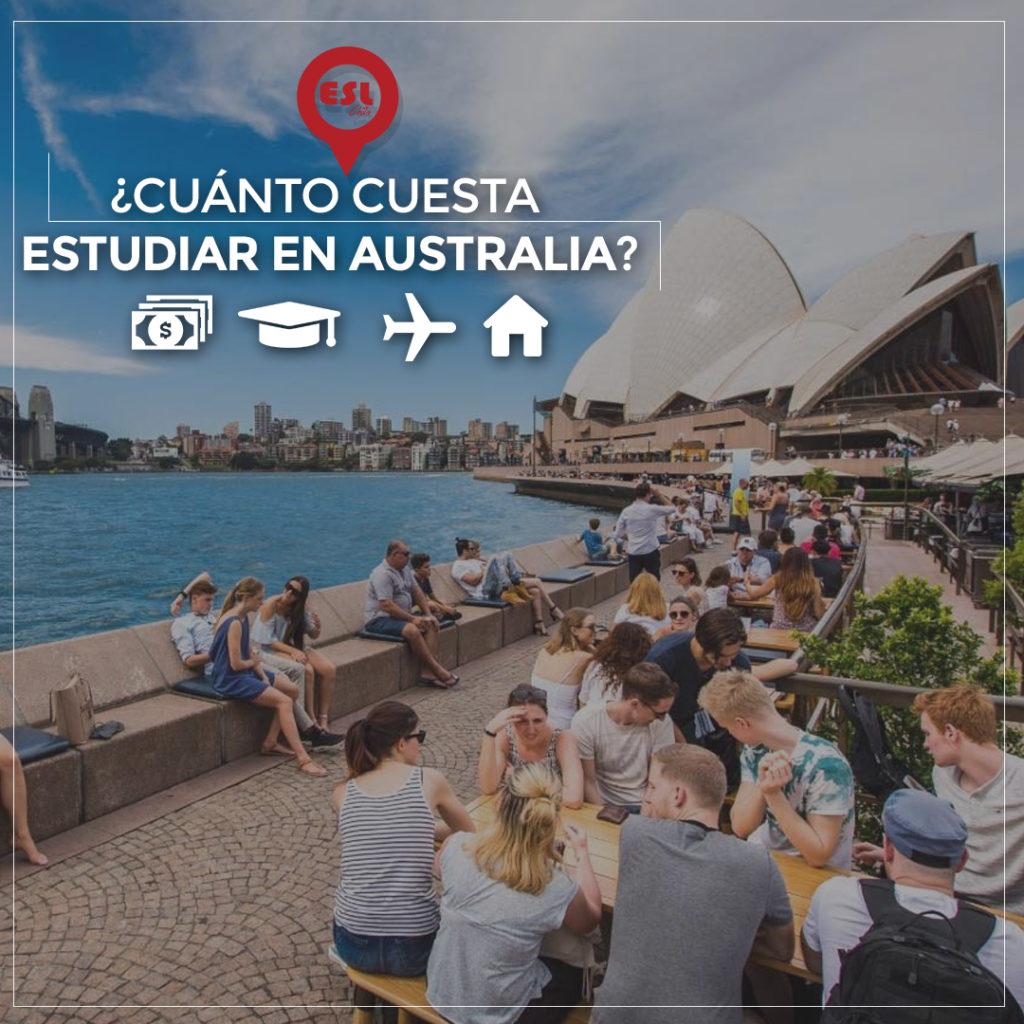 Calcula tu viaje para estudiar en Australia